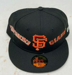 San Francisco Giants New Era 59Fifty Doubled Hat 7 3/8