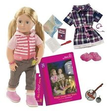 """Our Generation Deluxe Doll Outfit 18"""" Shannon Camping Fits American Girl Dolls"""