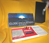 Vintage 1978 Close Encounters of The Third Kind Board Game Parker Brothers