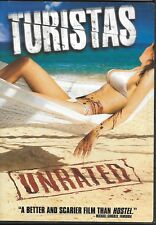 Turistas (DVD) Lots of Horror in our Store! We combine shipping in the U.S.!