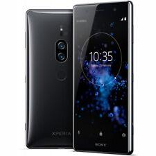 """Sony Xperia XZ2 Premium DualSim Nero 64GB LTE Smartphone Android 5.8"""" 19 MPX"""