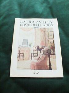 Laura Ashley Catalogue 1984