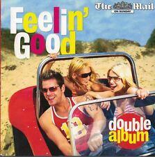 Daily Mail Feelin' Good Double Album 2 Music CD Set Newspaper UK Promo