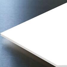White Hygienic Wall Cladding 8ft x 4ft 1.5mm - PVC Wall Panels Internal Use