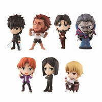 Fate/Zero Ichiban Kuji Chibi Kyun Chara Trading Figures (1 Random Blind Box)