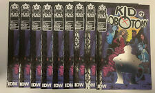 IDW: KID LOBOTOMY #1: 9-COPY LOT: NM CONDITION: NYCC COVER