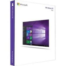 Microsoft Windows 10 Pro 32/64-bit Creators Update - Box Pack - 1 License