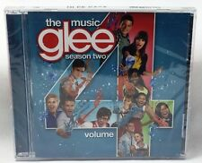 The Music Of Glee Season 2 Volume 4 CD Brand New 18 Songs