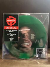 "TYPE O NEGATIVE + TRIVIUM I Don't Wanna Be Me 7"" Colored Vinyl RSD 2018 45 RPM"