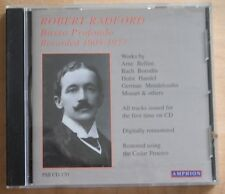 Robert Radford Basso Profondo Recorded 1909-1927 (CD)