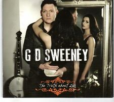 (GK977) G D Sweeney, The Truth About Lies - 2015 CD