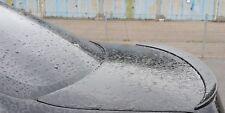 Originale Nero OPACO Slim Spoiler Bordo di Uscita Labbro per Mercedes C W202