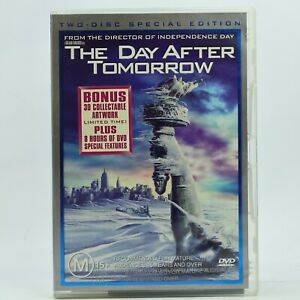 The Day After Tomorrow Jake Gyllenhaal DVD Good Condition Free Tracked Post