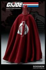 Sideshow Collectibles SDCC Crimson Cobra Commander Exclusive GI JOE