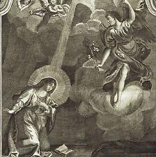 Annunciazione Arcangelo Gabriele Maria Vergine
