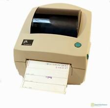 Zebra LP2844-Z 284Z-20400-0001 Direct Thermal Barcode Label Printer Network USB