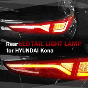 OEM Parts LED Rear Tail Light Lamp Left Right for HYUNDAI 2017 - 18 Kona