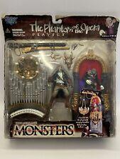 Todd Mcfarlane's monstruos el fantasma de la Ópera. Conjunto de juego de la serie 2
