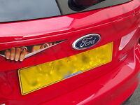 Devil Demon Peeking Monster Car Sticker Decal Badge Funny Cool Ford Mondeo Ka