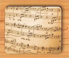 MUSIC PARTITION SHEET MOUSE PAD -vcb6Z