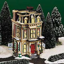 Dept. 56 - Nev - Hale & Hardy House - Retired/Nib