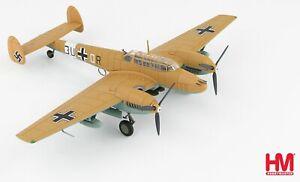 Hobby Master Bf 110E - Libya, 1942 - 1/72 scale - NIB
