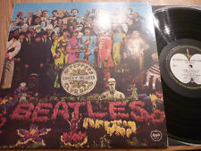 LP 33T The Beatles Sergent peppers