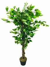 Artificial Ficus Tree 127cm Fake Plant House Garden Home Decor