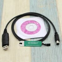 USB Cat CT-62 Programming Cable PSK3 For Yaesu/Vertex FT-100 FT-817 FT-857 Radio