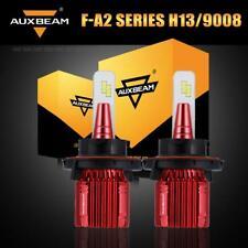 AUXBEAM H13 9008 LED Headlight for Ford F-250 F-350 2005-2016 Super Bright 6500K