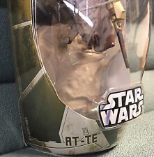 NEW 2007 Hasbro STAR WARS Titanium Series Die-Cast AT-TE