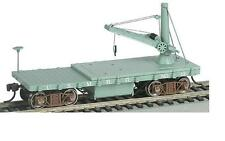 Bachmann   HO Old-Time MOW Derrick Car US Military BAC16419