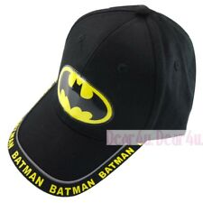 Batman superhero boys Kids toddler baseball cap sports cap hat new 5fb66d982580