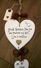Heart Traditional Decorative Plaques & Signs