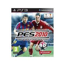 Pro Evolution Soccer 2010 PS3 PlayStation 3 Play 3 4012927051641