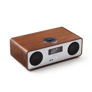 Ruark R2 MK3 DAB/FM/Internet Radio with Wi-Fi and Bluetooth - Walnut + warranty