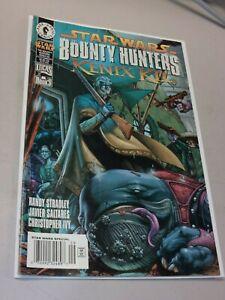 STAR WARS BOUNTY HUNTERS KENIX KIL #1 Comics 1st Appearance Of Jahnar-Kooda TV
