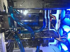 NVIDIA GeForce GTX 1080 Ti 11GB GDDR5X With EK Water Block