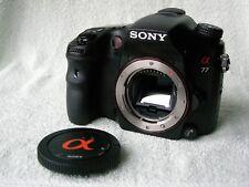 Sony Alpha SLT-A77V 24.3 MP SLR-Digitalkamera