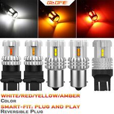 2X Canbus LED 1156 1157 T20 Auto Blinker Rückwärtsbremse DRL Glühbirnen 12-24V