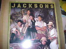 JACKSON'S VICTORY TOUR PROGRAM Concert Program, Large And Glossy FULL COLOR