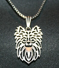 Chihuahua Long Hair Necklace / Chain Latest Design Perfect Gift for dog lovers