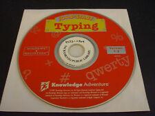 JumpStart Typing - Version 1.2 (PC & MAC, 1997) - Disc Only!!!