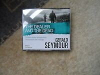 The Dealer and the Dead -  by Gerald Seymour Audio Cd  read by Tim Bentinck