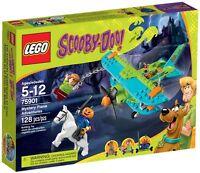 LEGO Scooby-Doo - 75901 Abenteuer im geheimnisvollen Flugzeug - Neu & OVP