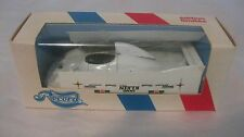 """Record Porsche 936 La Mans """"Lui"""" In A White 1:43 Scale Diecast By Solido  dc1307"""