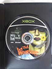 The Warriors Microsoft Xbox disc only TESTED Fast Shipping Worldwide!!!