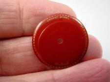 20mm Kaleidoscope Mens Vintage Ernest Borel Watch Dial 4 Cocktail Watch Red NOS