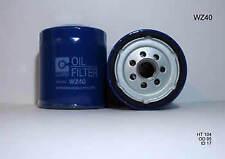 Wesfil Oil Filter WZ40 fits Holden H Series HQ 5.3 V8 327