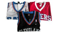 Cleveland and Sixers Jersey - Darius Miles # 21 - By Nike - READ DESCRIPTION